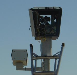 Inside a Red Light Camera