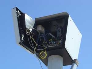 Inside a Red Light Camera 2